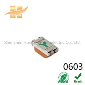 2 anos de garantia 0603 SMD LED Vermelho Verde Azul Branco Amarelo 1W 0603 SMD LED de chip