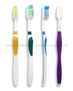 Электрическая зубная щетка для взрослых с фрикционной резиновую рукоятку и Premium щетиной