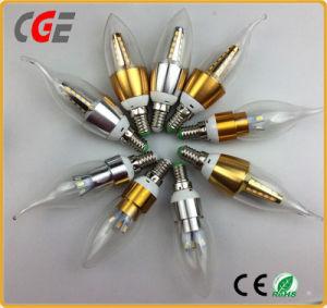 E14 Lâmpada da luz de velas LED todo o céu Star lâmpadas LED lâmpada LED
