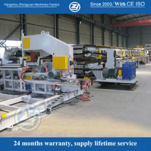 Personalizada de Fábrica do painel do tipo sanduíche de poliuretano PU contínuo da linha de produção Preço máquina de formação de rolos com a norma ISO9001/Ce/SGS/Soncap