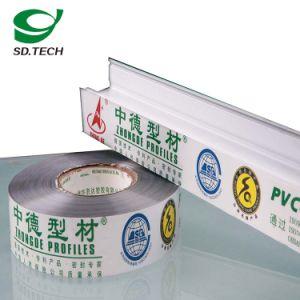 PE/PVC/PET/PP Film protecteur pour le profil de grain du bois
