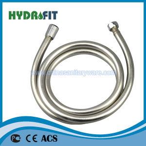Tubo interno d'argento 3/4 (HY6023) del tubo flessibile di acquazzone del PVC di lustro EPDM