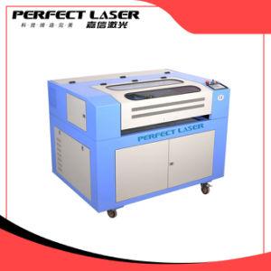 고무 Laser 조각 기계 Pedk-6040
