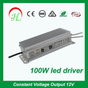 Controlador de TIRA DE LEDS 100W 12V de tensión constante fuente de alimentación 24V.