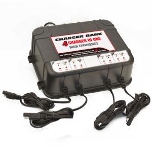4 банка морской зарядное устройство для аккумулятора