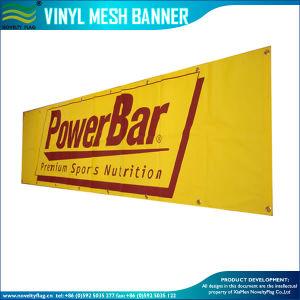 プラスチックFrontlitによってバックライトを当てられるビニールの屈曲PVCはフラグを付ける旗(J-NF26P07016)に