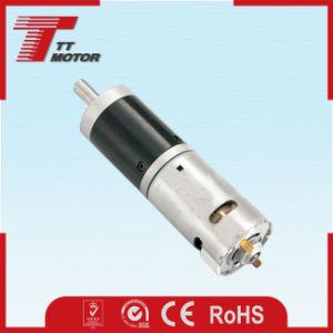 RoHS/EC Medidores Inteligentes electric 6-24 V DC motor de engranajes planetarios