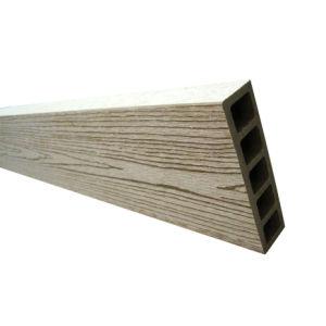 Decking composto plástico de madeira (HO0414-A)