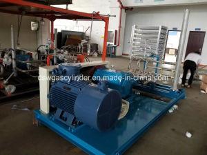 Un cylindre de liquide cryogénique de haute qualité de la pompe de remplissage