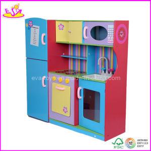 Grande cucina del giocattolo di formato, cucina del gioco di ...