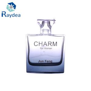 hochwertige kosmetische Glasflasche 50ml