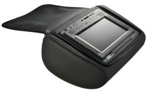 베개 (TS866)를 가진 7inch 차 머리 받침 DVD LCD 감시자