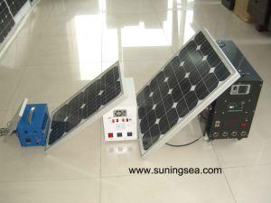 휴대용 태양 발전기