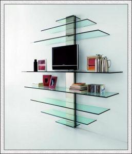 8-12mm Limpar o vidro temperado para protecção de vidro temperado / Banho / móveis/Construção