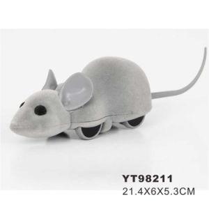 Un contrôle facile sans fil souris électronique interactive Cat Pet Toy