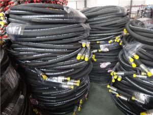 Tubo flessibile idraulico ad alta pressione Braided del filo di acciaio del Henan Xinshuo