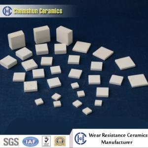Seilrolle Lagging Ceramics durch Alumina Tragen-beständiges Liner Pieces
