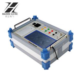 35kv 변압기는 세륨으로 전압 전이 비율 측정 검사자를 돈다