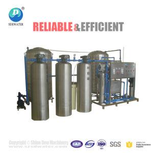La Chine usine de purification de l'eau en acier inoxydable de traitement