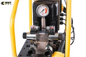 Pomp van de Olie van de hoge druk de Hydraulische Elektrische