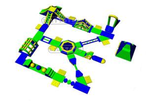Parque de Atracciones inflables para adultos, Inflables Parque Acuático, juguete inflable de flotación