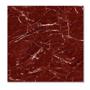 De donkerrode Tegel van de Vloer van het Porselein van de Korting van de Kleur