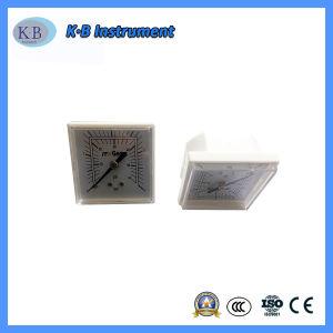 1.5  supporto centrale, cassa d'acciaio verniciata bianca, obiettivo del PC, 30 chilogrammi, PT1/8, manometro medico