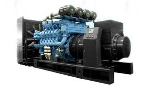 MTU-Krankenhaus-Energien-Generator mit Motor 12V4000g23r (1250 Kilowatt/1563kVA)