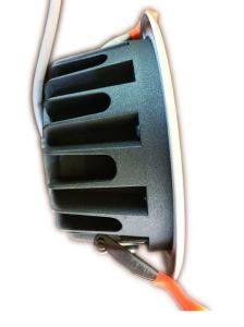 100-240VセリウムRoHSは2.5インチ3インチ5インチ8インチの穂軸Epistar LEDつく