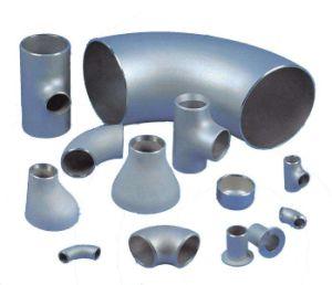 Un gomito saldato estremità senza giunte dei 90 di grado dell'acciaio inossidabile accessori per tubi