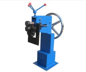 Macchina di scanalatura rotativa del tubo del condotto del metallo per il tubo del metallo