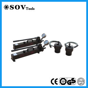 300 MPa Ultra Haute Pression pompe hydraulique manuelle