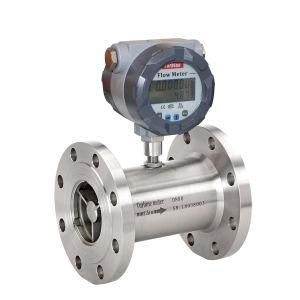 Contatore idraulico di verdure di olio combustibile diesel della turbina della rotella di pala del contatore dell'olio da tavola del contatore FM15-1