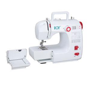 Macchina per cucire nazionale automatizzata multifunzionale dell'occhiello di zigzag Fhsm-702