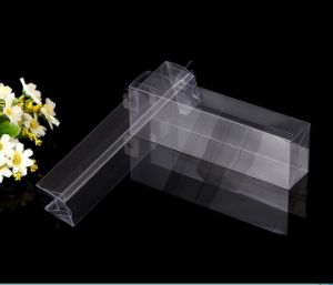 外のパッキング印刷のプラスチックウィンドウ・ボックスを包む化粧品