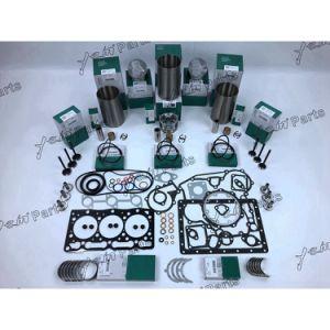 De Uitrusting van de diesel Revisie van Kubota D1105 met Kleppen