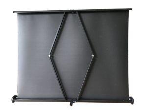 Экран проектора портативный проекционный экран верхнего стекла Ts02 40ВМ