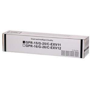 Toner copiadora Gpr15/C-EXV11/G25 para RI2230/2270/2830/2870/3025/3030/3225/3230