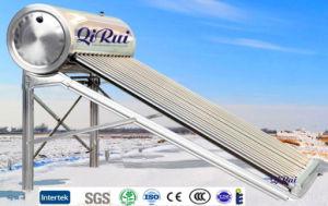 chauffe-eau solaire Châssis acier inoxydable solide pour le Vietnam