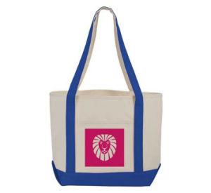 Fördernde Tote-Segeltuch-BaumwollhandEinkaufstasche