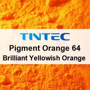 顔料のオレンジ64顔料オレンジGp (リストされているFDAおよびFPL)