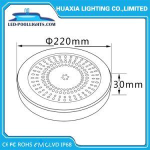 AC12V 35W RGB Многоцветный светодиодный индикатор под водой бассейн лампа