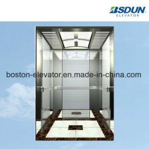 엘리베이터 공급자에게서 스테인리스 전송자 엘리베이터를 식각하는 630kg 미러