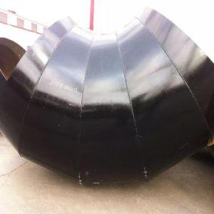 De Grote Diameter van ASTM A234 Wpb de Elleboog van het Staal van 90 Graad