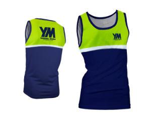 2019 het Nieuwe Hemd van de Marathon van het Hemd van de Gymnastiek van Cutomized van het Ontwerp