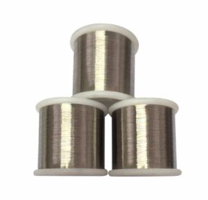 Collegare di resistenza del nicromo Nicr80/20 per il riscaldatore del ptc