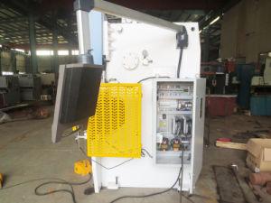 Freno della pressa idraulica di CNC della lamiera sottile della macchina piegatubi del motore di Wc67K 100t Siemens servo con il regolatore Da41