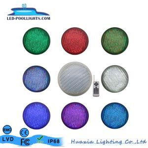 厚いガラス12V 24V 18W 24W 35W PAR56 LEDの水中プールライト