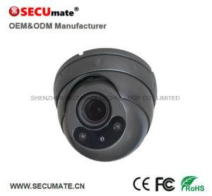 4MP H. 265 de la torreta de infrarrojos externo de la cámara de infrarrojos Poe Domo