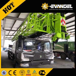 Zoomlion 55 Ton máquina hidráulica Guindaste Qy55V552 Grua móvel
